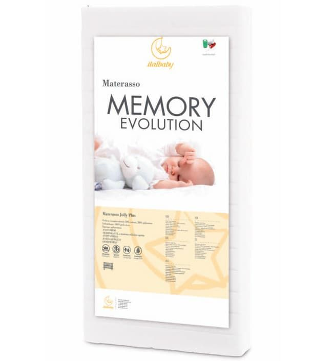 Матрас Italbaby Memory Evolution, 63х125 см