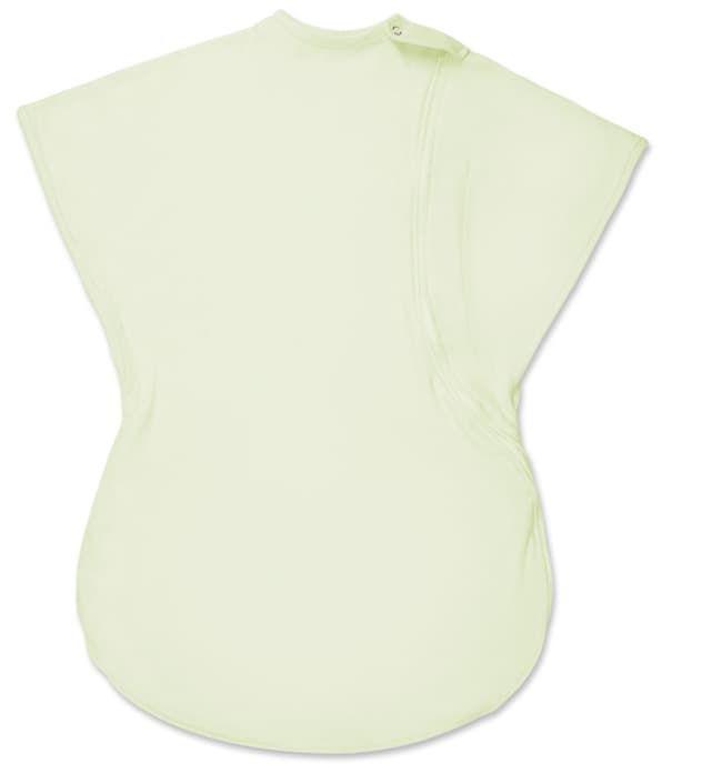 Summer Infant Хлопковый спальный мешок SwaddleMe ComfortMe Sage (салатовый), размер S/M