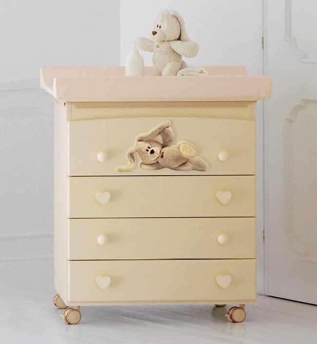 Пеленальный комод Baby Expert Пеленальный комод Cremino by Trudi крем комод бельевой baby expert perla крем золотой