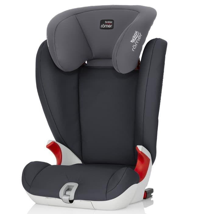 цена на Автокресло Britax Roemer Детское автокресло Kidfix SL Storm Grey