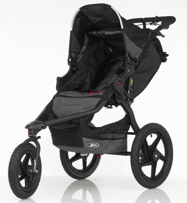 Коляска Britax Детская коляска Revolution Pro Black
