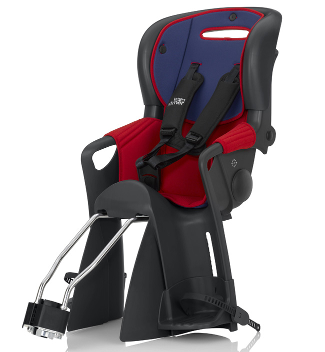 Детское велосипедное кресло Jockey Comfort - Велокресла