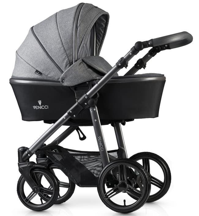 Детская коляска 2 в 1 Venicci Carbo