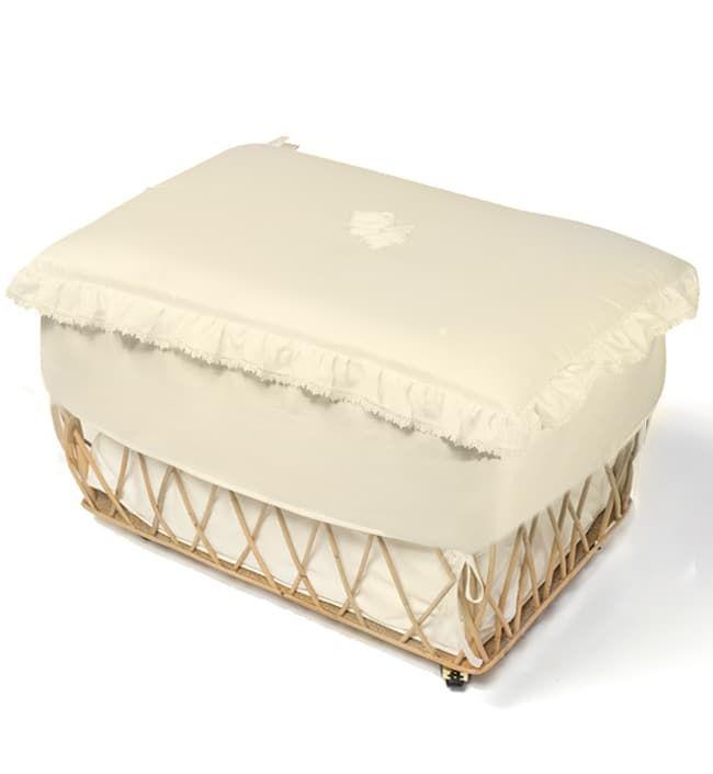 Плетеный ящик для игрушек Italbaby Sweet Angel