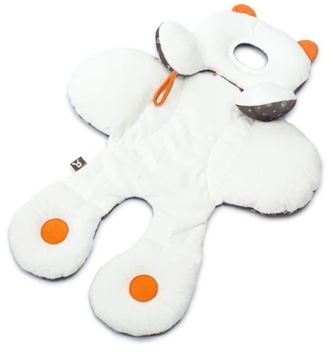 Вкладыш для новорожденных Benbat от 0 до 1 года бело-коричневый