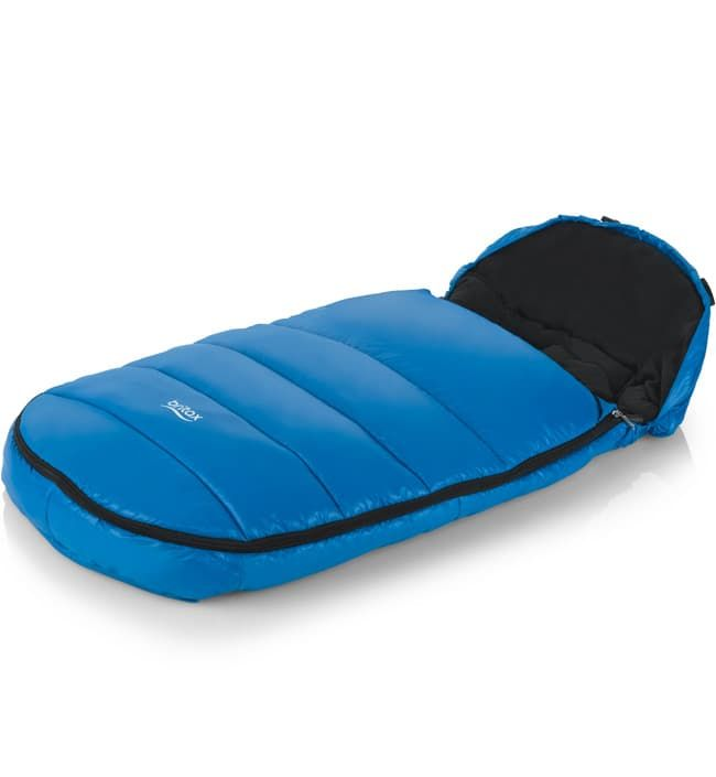 Конверт в коляску Britax Shiny Bright Blue (голубой)