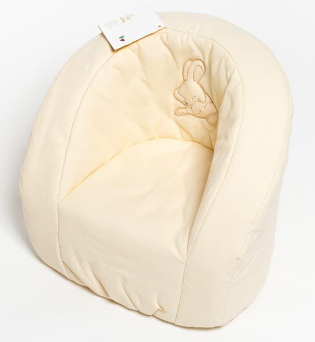 Мягкое детское кресло Italbaby Cuccioli - Кресла