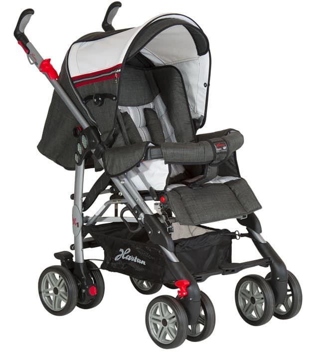 где купить  Коляска Hartan Детская прогулочная коляска Hartan Buggy iX1 839  по лучшей цене