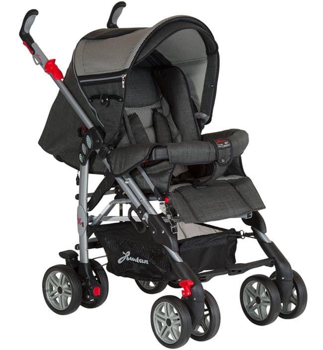 Коляска Hartan Детская прогулочная коляска Hartan Buggy iX1 832  недорого