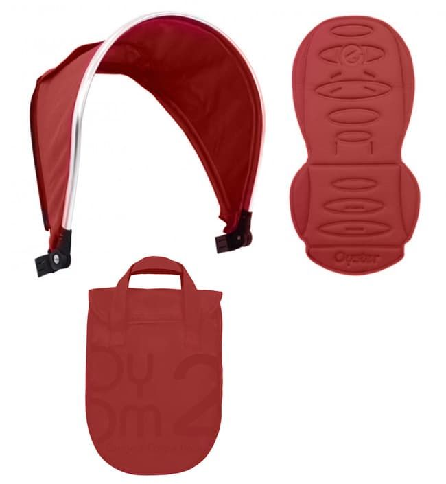 Набор цветных вставок Colour pack для второго блока Oyster Max - Аксессуары для колясок