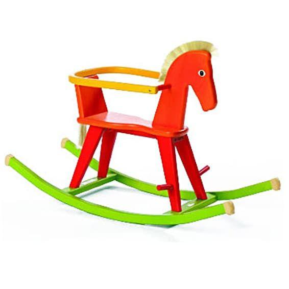 Качалка Geuther Лошадка-качалка Geuther Halla разноцветная елена а миллер мухобойка сольилошадь качалка
