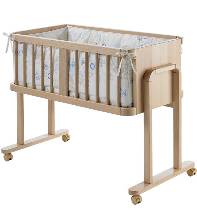 Кроватка Geuther Кроватка-колыбель Geuther Aladin натуральный geuther детская кроватка geuther aladin