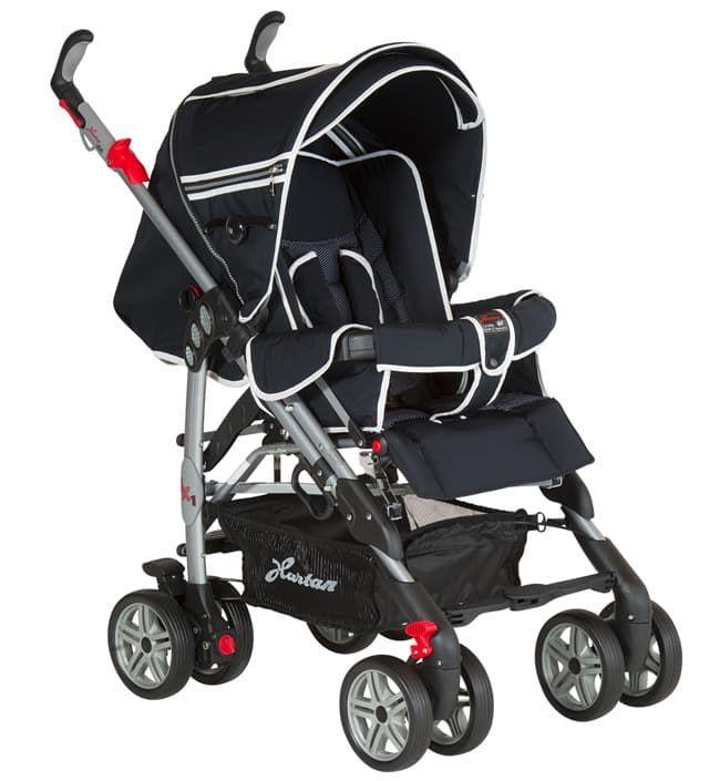 Коляска Hartan Детская прогулочная коляска Hartan Buggy iX1 829  недорого