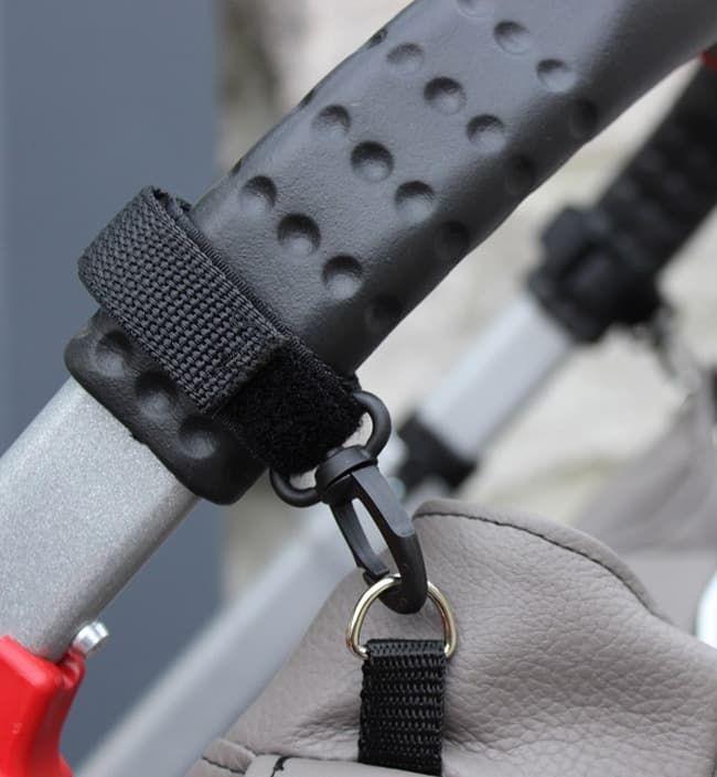 Крепления для сумки на ручку коляски Hartan - Аксессуары для автокресел