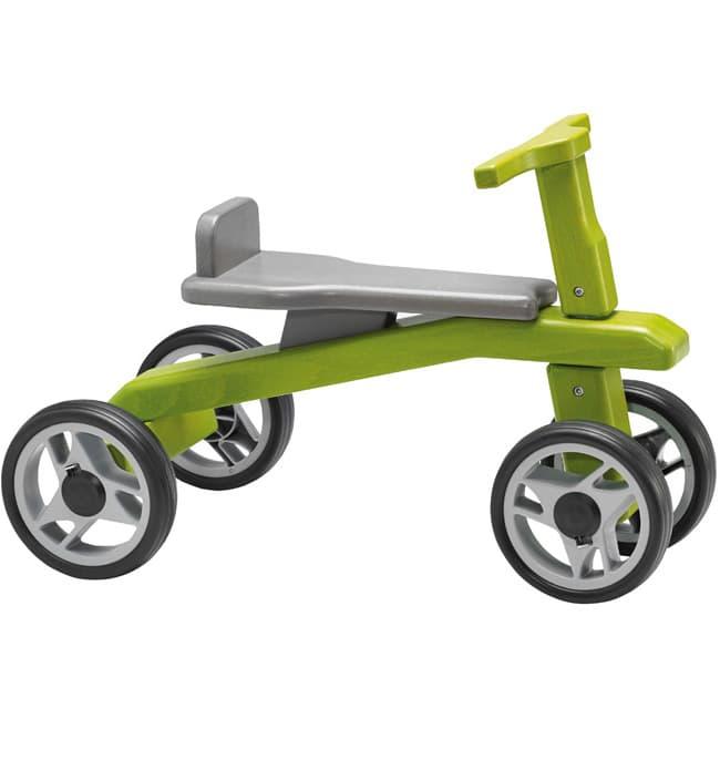 Велосипед Geuther Велосипед My Runner серо-зеленый велосипед geuther велосипед minibike 2 в 1 желтый