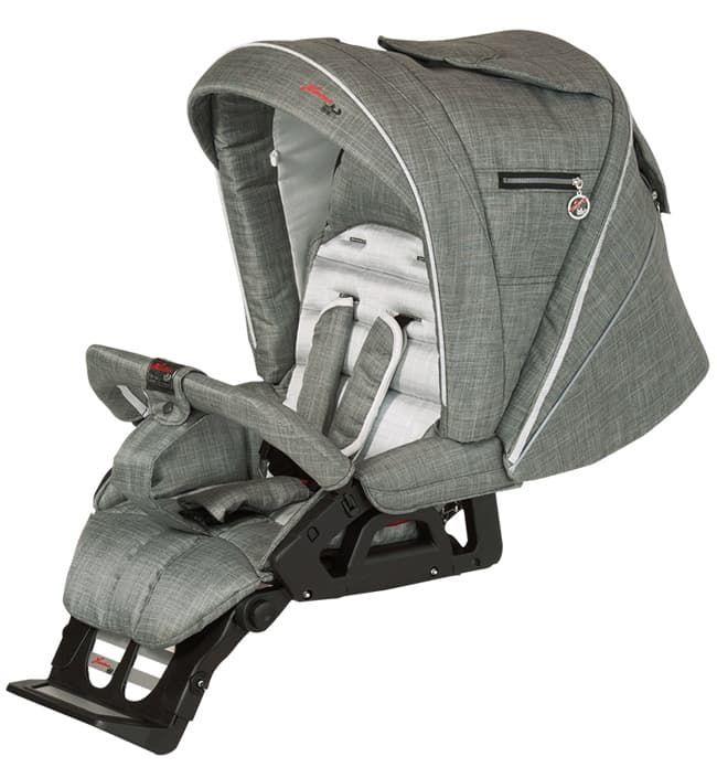 Коляска Hartan Детская коляска 2-в-1 Hartan Vip GT XL 804 (без сумки) vip серия коляска унив я lumina киев