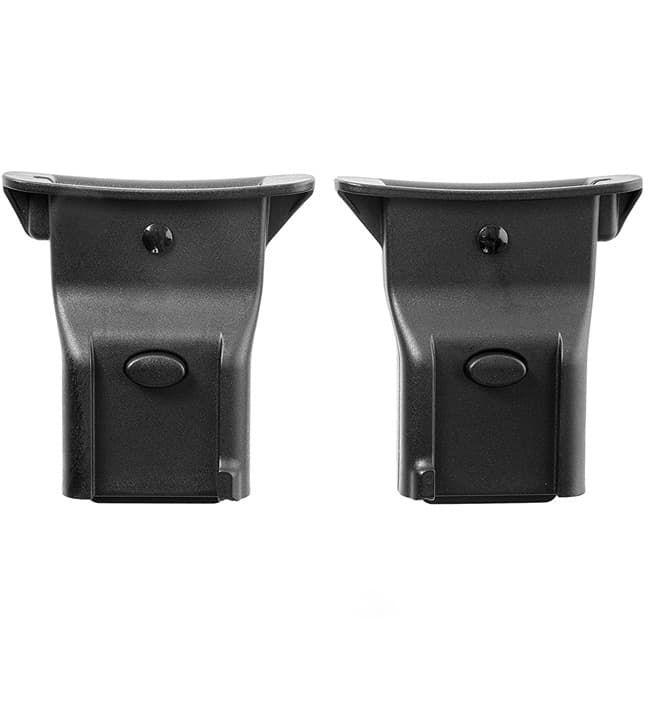 аксессуары для автокресел uppababy дождевик москитка для автолюльки Адаптер Britax Roemer Адаптер Baby-Safe Click&Go для Uppababy Vista черный