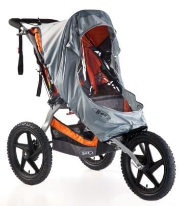 Britax Roemer Дождевик для колясок BOB с неповоротным колесом