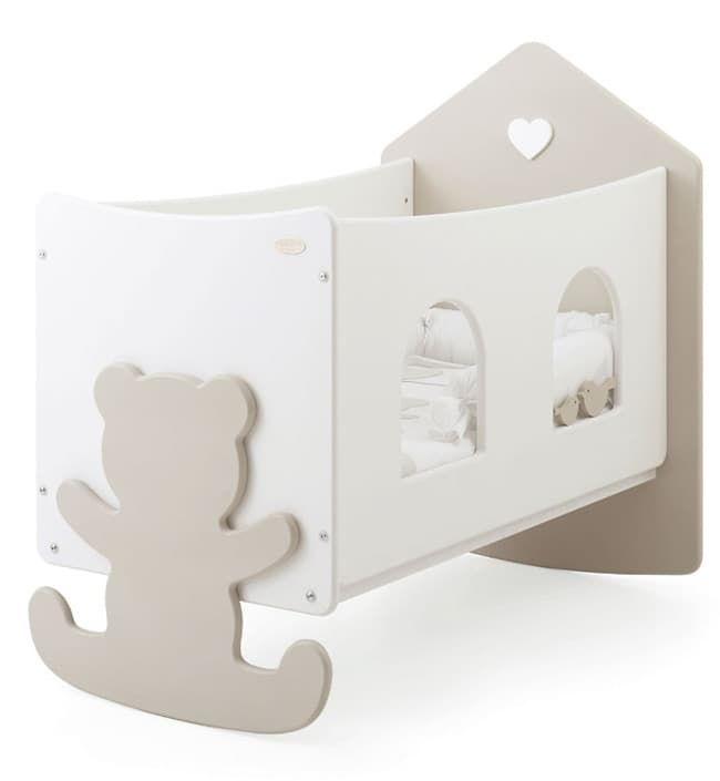 Кровать Baby Expert Детская кровать Baby Expert Casetta Top с окошками бело-кремовая кровать baby expert кровать baby expert abbracci by trudi крем