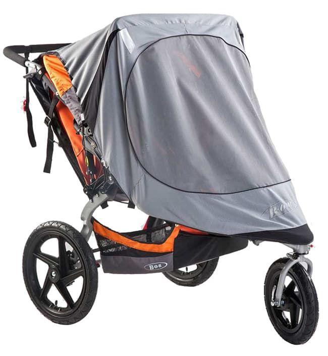 Britax Roemer Накидка от солнца на коляску для двойни с поворотным колесом