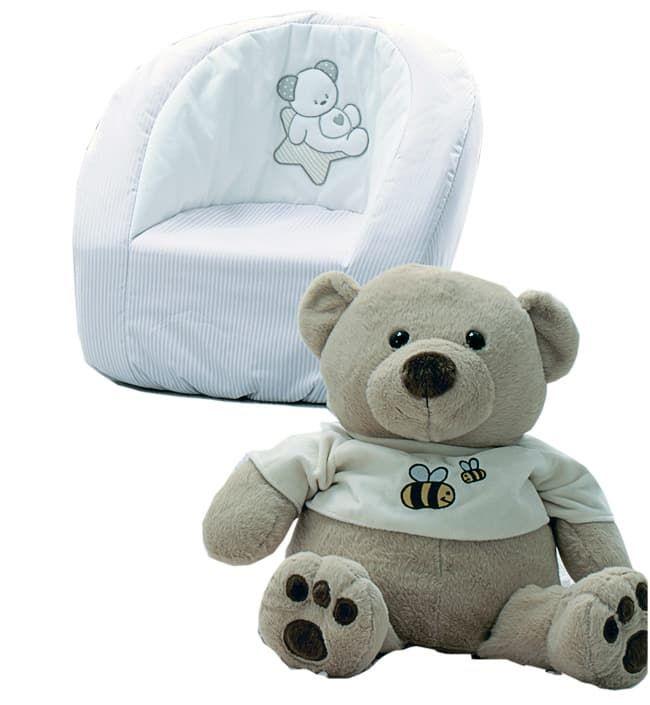 Мягкое детское кресло Italbaby Sweet Star