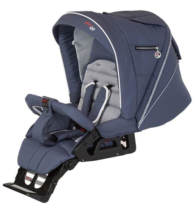 Детская коляска 2-в-1 Hartan Vip GT XL 819