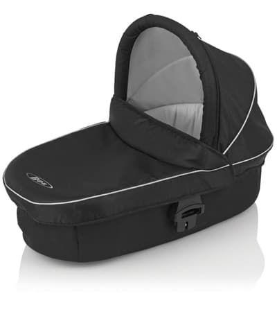 Спальный блок BOBАксессуары для колясок<br>BOB Спальный блок Black (металлический каркас, обтянутый тканью)<br><br>Цвет: Черный<br>Габариты ( В х Ш х Д ), см: 55х41х82
