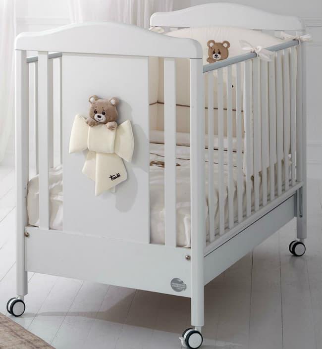 Кровать Baby Expert Кровать Baby Expert Trudino белый