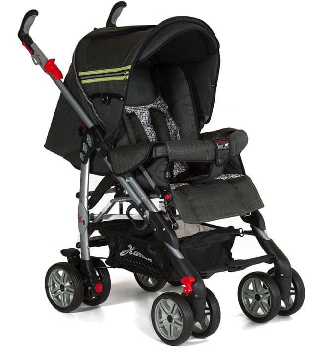 Коляска Hartan Детская прогулочная коляска Hartan Buggy iX1 816  недорого