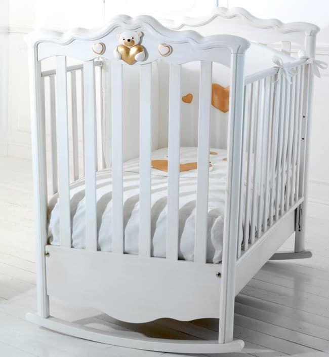 Кровать Baby Expert Кровать Baby Expert Romantico античный белый antikor expert