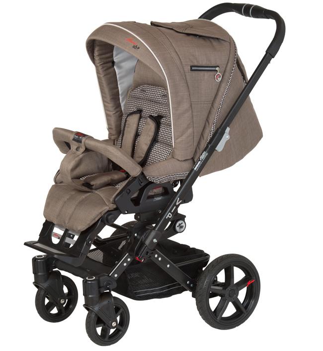 Детская коляска 2-в-1 Hartan Vip GT XL 800