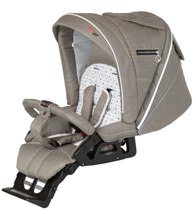 Коляска Hartan Детская коляска 2-в-1 Hartan Vip GT XL 837 (без сумки) vip серия коляска унив я lumina киев