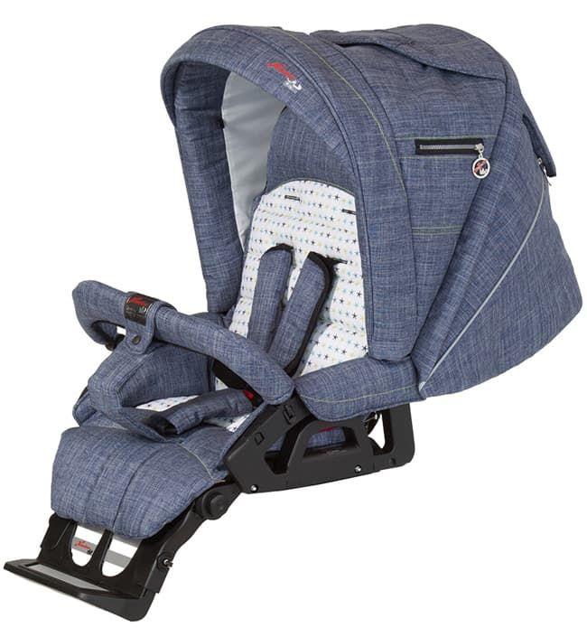 Детская коляска 2-в-1 Hartan Vip GT XL 835