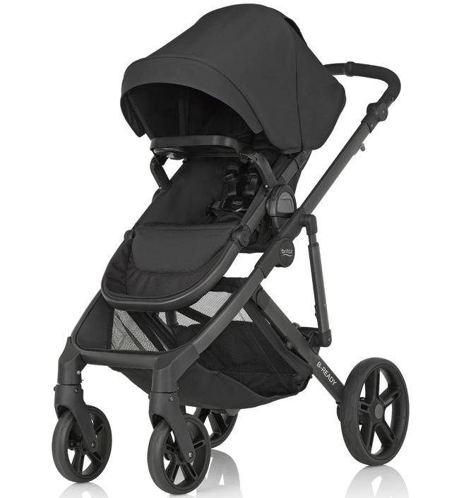 Коляска Britax Детская коляска Britax B-Ready Cosmos Black детская коляска