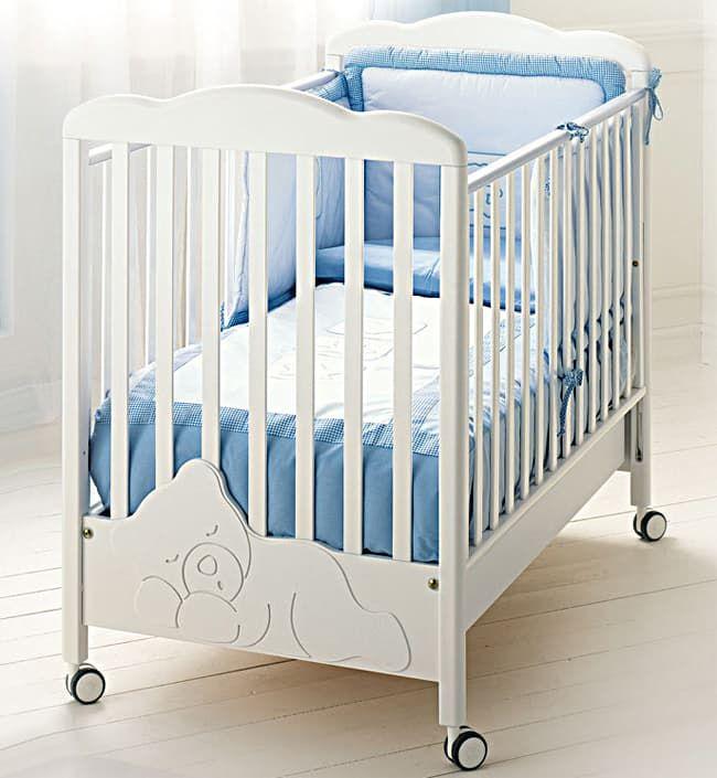 Кровать Baby Expert Кровать Baby Expert Coccolo белая