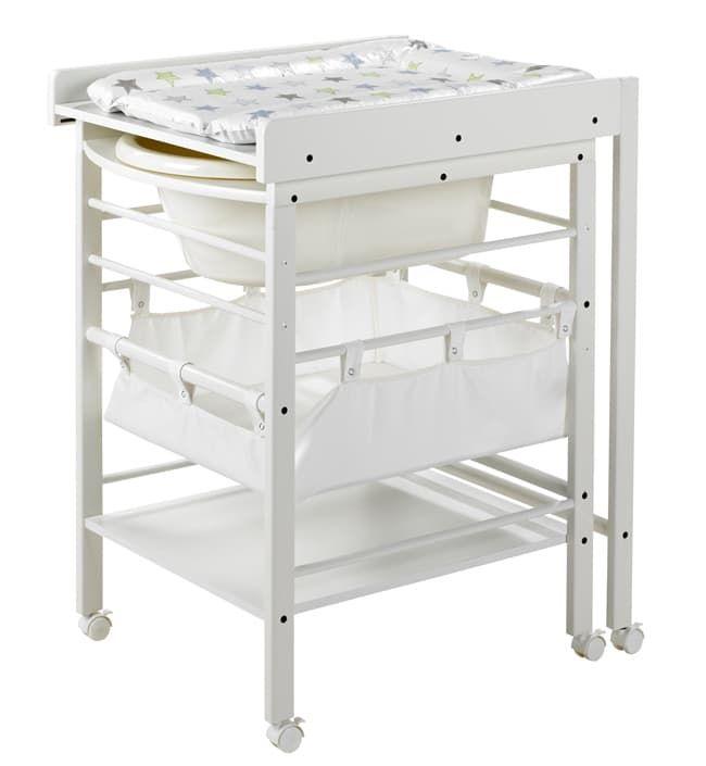 Стол для пеленания с ванночкой Hanna