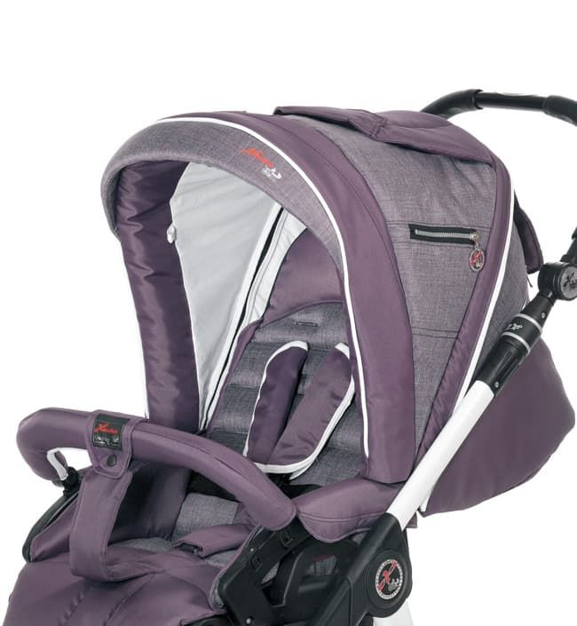 Коляска 2-в-1 Hartan Xperia XL 926 (с сумкой)