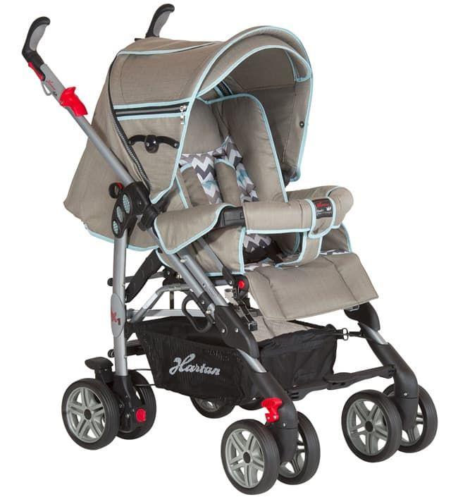 Коляска Hartan Детская прогулочная коляска Hartan Buggy iX1 847  недорого