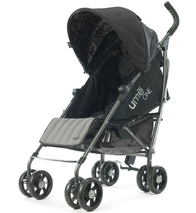 Коляска Summer Infant Детская прогулочная коляска-трость Summer Infant Ume One серая corol прогулочная s 3 светло серая