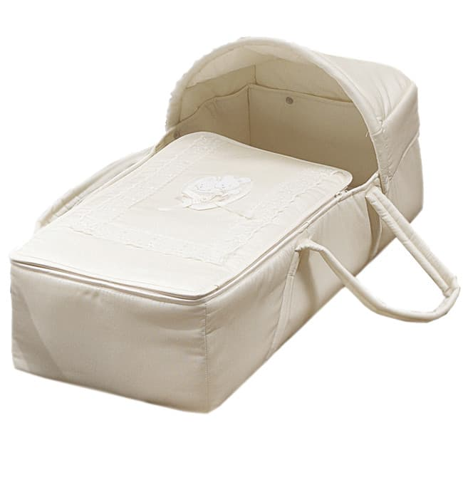 Переноска Italbaby Корзина для переноски Mon Coeur бежевая italbaby сумка переноска для новорожденного italbaby mon coeur