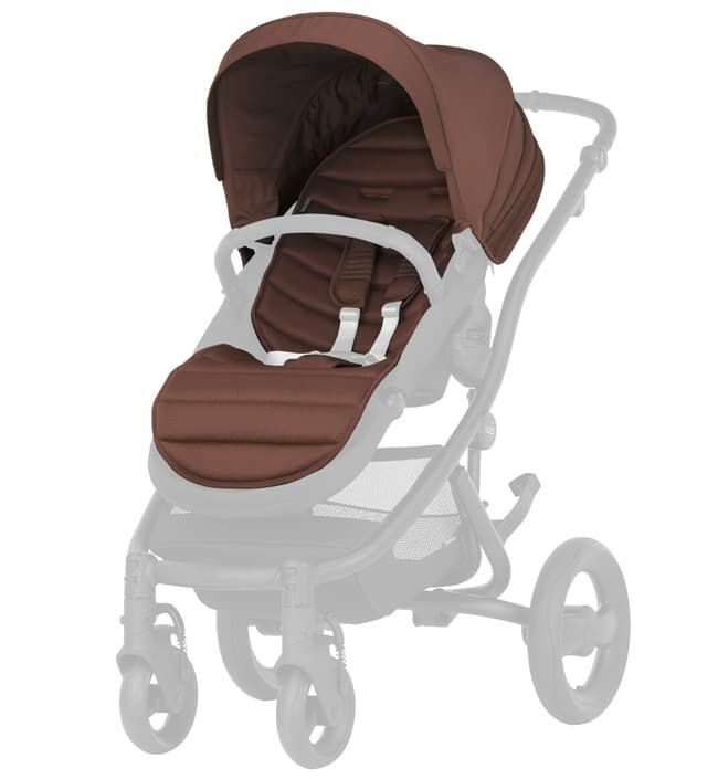 Britax Набор цветных вставок Colour pack для коляски Affinity 2 Wood Brown