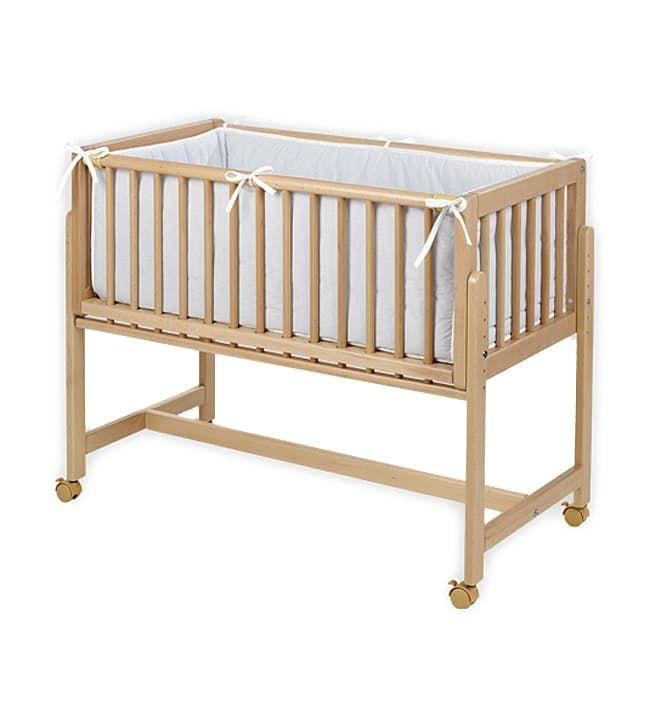 Кроватка Geuther Люлька-кроватка Betty натуральная колыбель класическая geuther aladin натуральная