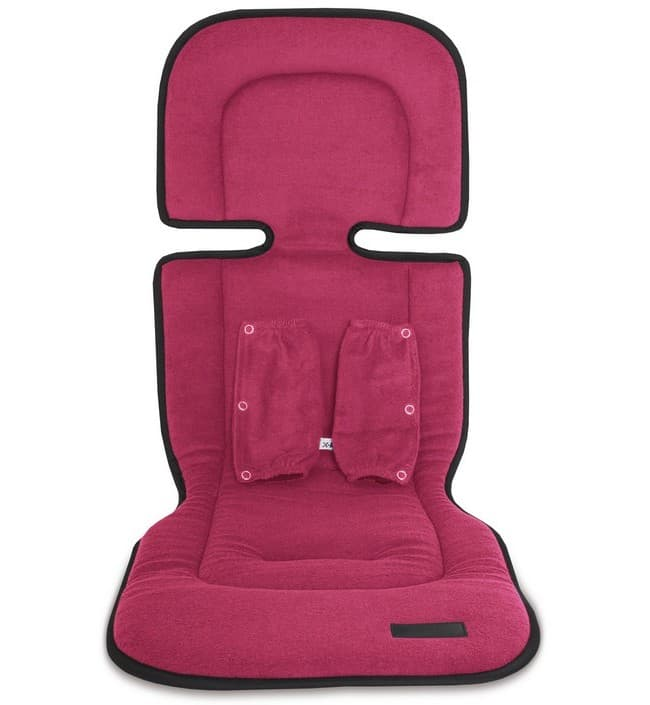 Вкладыш для коляски X-Lander X-PadАксессуары для колясок<br>Вкладыш для коляски X-Pad Pink<br><br>Цвет: Pink<br>Габариты ( В х Ш х Д ), см: None
