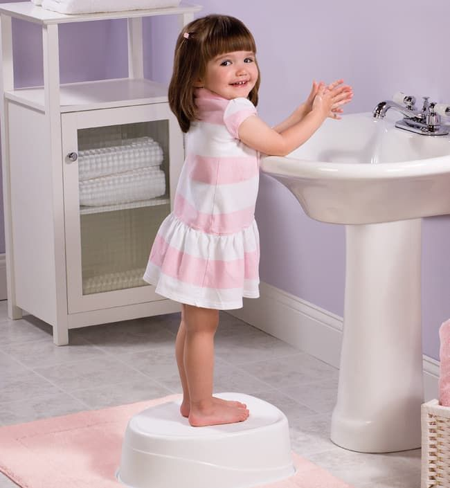 Горшок 3 в 1 Summer Infant Step-By-Step Potty Розовый