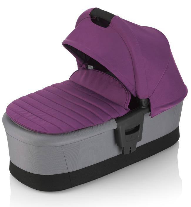 Спальный блок Britax Спальный блок для коляски Affinity 2 Mineral Lilac britax сумка для коляски affinity britax