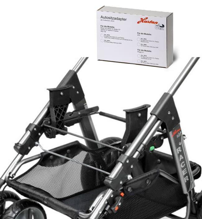 Адаптер на коляски Hartan Buggy iХ1 черный