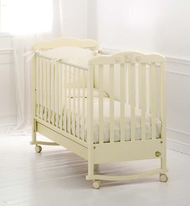Кровать Baby Expert Детская кровать Baby Expert Teddy крем