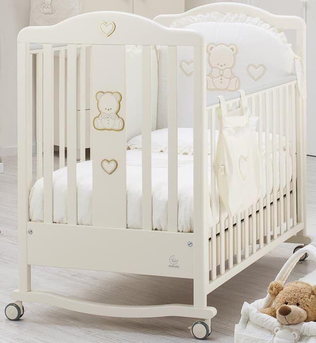 Кровать Italbaby Кровать Italbaby Amore крем кровать italbaby детская кровать italbaby ninna nanna белая