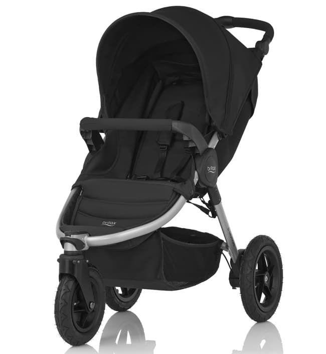 все цены на Коляска Britax Детская коляска B-Motion 3 Cosmos Black онлайн