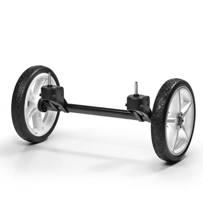 QUAD система для коляски Sky, Sky XL белая (Hartan)